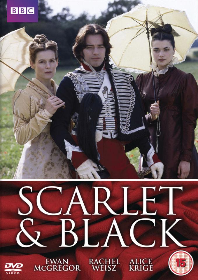 scarlet-black