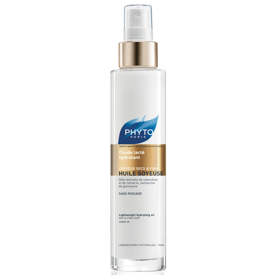 Phyto Huile Soyeuse Lightweight Hydrating Oil (100 ml)