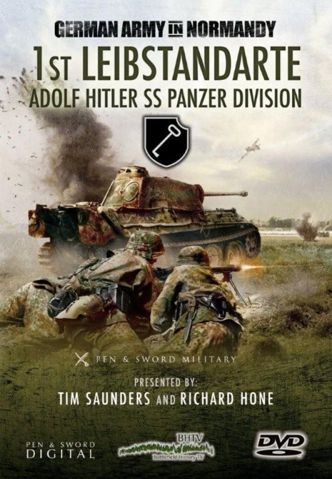 the-germans-in-normandy-1st-leibstandarte