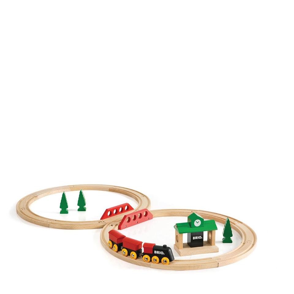 Brio Classic Train Set