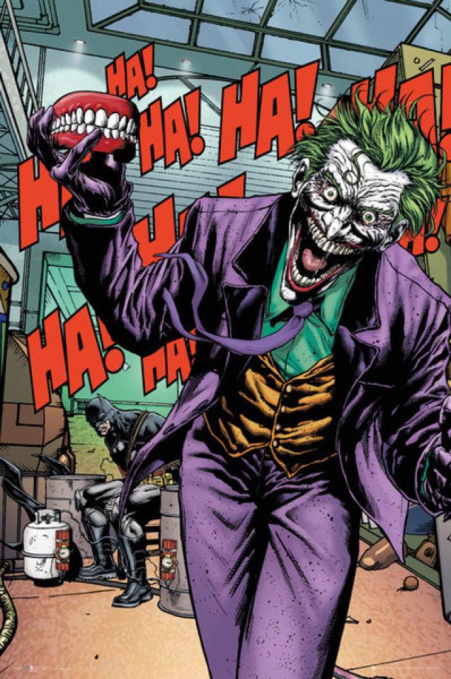 dc-comics-joker-forever-evil-maxi-poster-61-x-915cm