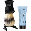 men-ü Barbiere Shave Brush and Stand - Black: Image 1