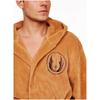 Star Wars Jedi Adult Fleece Bathrobe (One Size): Image 4