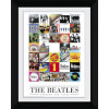 The Beatles Through The Years - 30 x 40cm Collector Prints: Image 1