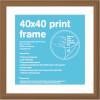 Pine Frame 40 x 40cm: Image 1