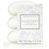Crabtree & Evelyn Nantucket Briar Soap Set (incluye 3 jabones) (300 g): Image 1