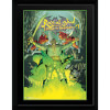 DC Comics Ras Al Ghul - 16 x 12 Framed Photgraphic: Image 1
