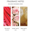 Molton Brown Delicious Rhubarb and Rose Body Lotion (300ml): Image 5