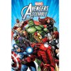 Marvel Avengers Group - 24 x 36 Inches Maxi Poster: Image 1