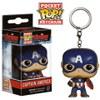 Marvel Avengers Age of Ultron Captain America Pop! Vinyl Key Chain: Image 1