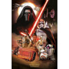 Star Wars: The Force Awakens Stormtrooper Running - 24 x 36 Inches Maxi Poster: Image 1
