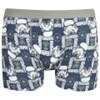 Star Wars Men's 2 Pack Stormtrooper Boxers - Black: Image 2