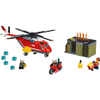 LEGO City: Fire Response Unit (60108): Image 2