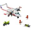 LEGO City: Ambulance Plane (60116): Image 2