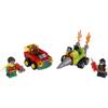 LEGO DC Vs. Marvel Mighty Micros: Robin Vs. Bane (76062): Image 3