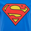 DC Comics Men's Superman Logo T-Shirt - Royal Blue: Image 5