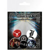 Death Note Mix - Badge Pack: Image 1