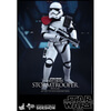 Hot Toys Star Wars Episode Seven First Order Stormtrooper 11 Inch Statue: Image 2