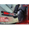 Hot Toys Marvel Captain America Civil War War Machine Mark III 12 Inch Figure: Image 13