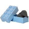 LEGO Storage Brick 8 - Light Blue: Image 2