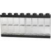 LEGO Mini Figure Display Case (16 Minifigures) - Black: Image 1
