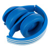 adidas Originals by Monster Headphones (3-Button Control Talk & Passive Noise Cancellation) - Blue: Image 5