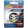 Captain America: Civil War Crossbones Pop! Pin: Image 1