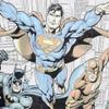 DC Comics Men's Justice League Flying T-Shirt - Grey Marl: Image 3