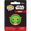 Star Wars Yoda Pop! Pin: Image 1
