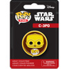 Star Wars C-3PO Pop! Pin: Image 1