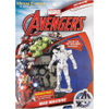 Marvel Avengers War Machine Metal Earth Construction Kit: Image 2