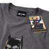 DC Comics Men's Batman v Superman Batman T-Shirt - Charcoal: Image 4