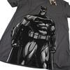 DC Comics Men's Batman v Superman Batman T-Shirt - Charcoal: Image 3