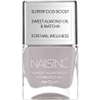 nails inc. Powered by Matcha Cornwall Gardens Sweet Almond Nail Varnish 14ml: Image 1