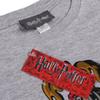 Harry Potter Women's Hogwarts Crest T-Shirt - Sport Grey: Image 2