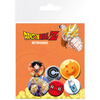 Dragonball Z Mix Badge Pack: Image 1