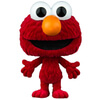 Sesame Street Elmo Flocked Pop! Vinyl: Image 1