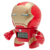 BulbBotz Marvel Iron Man Clock: Image 3