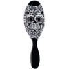 Wet Brush Sugar Skull - White Rose: Image 1