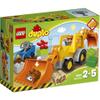 LEGO DUPLO: Duplo Town - Backhoe Loader (10811): Image 1