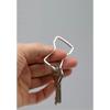 Split-Ring Bottle Opener - Silver: Image 3