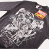 Marvel Men's Band of Heroes Sweatshirt - Dark Grey Marl: Image 2