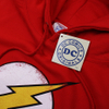 DC Comics Men's Flash Distress Hoody - Red: Image 3