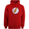 DC Comics Men's Flash Distress Hoody - Red: Image 1