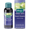 Kneipp Sweet Dreams Herbal Valerian and Hops Bath Oil (100ml): Image 1