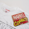Marvel Spiderman Lines Men's T-Shirt - White: Image 3