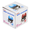 Vibrating Body Massager with LED Lighting: Image 1