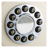GPO Retro 746 Push Button Wall Telephone - Ivory: Image 2