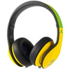 adidas Originals by Monster Headphones (3-Button Control Talk & Passive Noise Cancellation) - Yellow/Green/Black: Image 3
