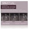 SpaRitual Truebond® Manicure System - 3pc Mini Kit 5ml: Image 1